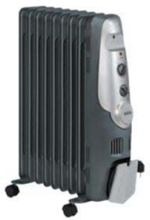 RA 5521 - olie radiator