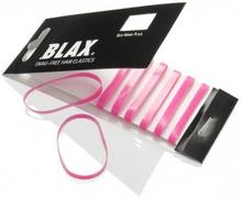 Blax Snag-Free Hair Elastics Hårnoddar (Transparant)