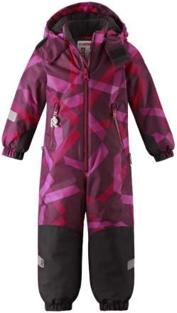 Kiddo-talvihaalari Snowy Pinkki 110