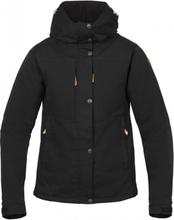 Övik Stretch Padded Women's Jacket Musta M
