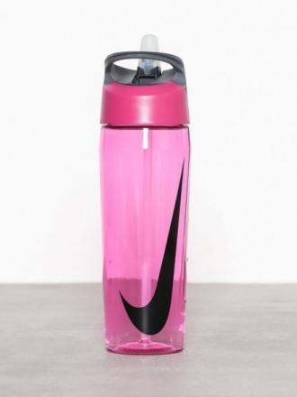 Nike Hyperch Straw Bottle Vattenflaskor Rosa/Grå