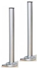 Conceptum 420 mm stolp-par med lågprofilsbordsfästen