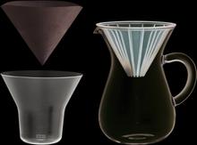 Kinto - Slow Coffee Bryggesett 600 ml plast
