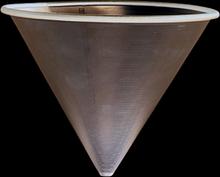 Kinto - Slow Coffee Filter 4 kopper stål