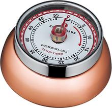 Zassenhaus - Retro Collection Timer med magnet Kobber