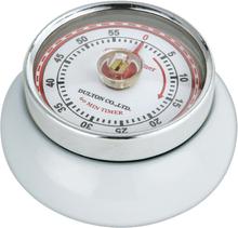 Zassenhaus - Retro Collection Timer med magnet Hvit