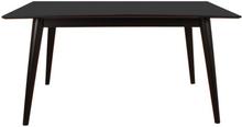 Esstisch Schwarz 150 cm - Nora