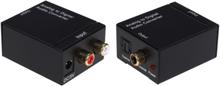 HDA-2W Konverter Analog till Digitalt ljud