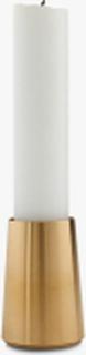 CONIC brass lysestage, 5 cm