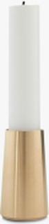CONIC brass lysestage, 6 cm