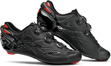 Sidi Shot Matt Road Shoes - Total Black - EU 44 - Total Black