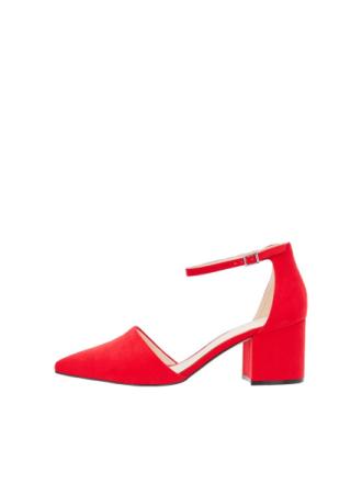 BIANCO Pointy Toe Sandals Women Blue