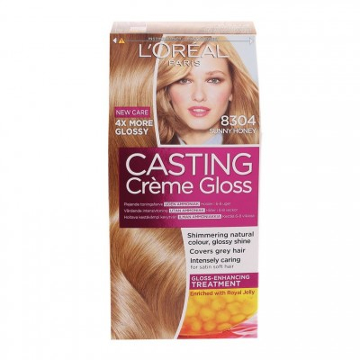 L'Oreal L'Oreal Casting Creme Gloss 8304 Sunny Honey 1 kpl 1 kpl