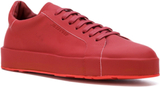 Jil Sander Gummy sneakers - Red
