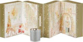 Fold Out Advent Calendar -