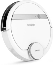 Ecovacs Deebot 900 Robotstøvsuger - Hvit
