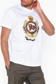 Polo Ralph Lauren Jersey Short Sleeve T-skjorter og singleter White