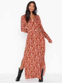 Y.A.S Yaskathleen Ls Ankle Dress Loose fit dresses