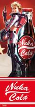 Door Poster - Games - Fallout 4 Nuka Cola - Merchandise