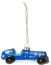 Julgransdekoration Racerbil, 9 cm