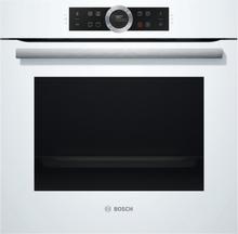 Bosch Hbg632bw1s Innbyggingsovn - Hvit