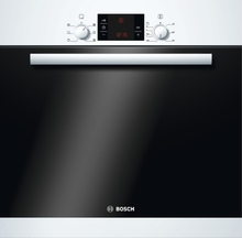 Bosch Hba23b122s Innbyggingsovn - Hvit