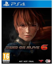 Dead Or Alive 6 - Sony PlayStation 4 - Action