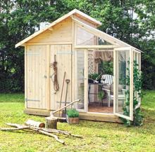 Plus Förråd/Växthus