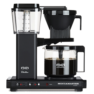 Moccamaster KBGC 982 AO-MP Mat sort