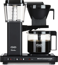 Moccamaster KBGC 982 AO-MP Matt sort