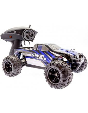 Radiostyrd MonsterTruck 1:18 - 30Km/h, Li-Po, 2.4G - Gear2Play Sandyland