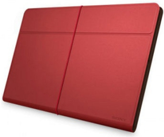 Sony Carrying Cover for Sony Xperia Tablet Z - Red