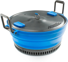 GSI Outdoors Escape Hs 2L Pot Köksutrustning Blå OneSize