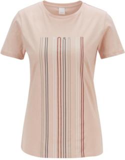 HUGO BOSS - Teblurred T-shirt Rosa
