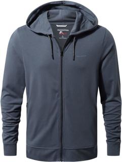 Craghoppers Men's Nosilife Tilpa Hood Jacket Herr Tröja Blå XL