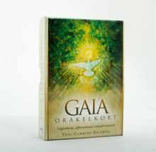 Gaia orakelkort (på Svenska)