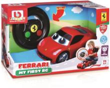 BBJ Ferrari My First R/C Ferrari 458 Italia (Radiostyrd från 24 månader)