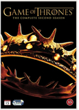 Game of Thrones - Säsong 2 (5 disc)