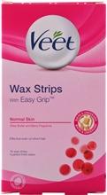 Veet Bikini And Underarm Wax Strips 16 stk