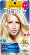 Schwarzkopf Blonde 1 set L1