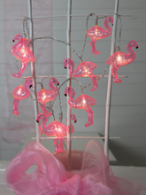 Star Trading Ljusslinga FunLight Flamingo