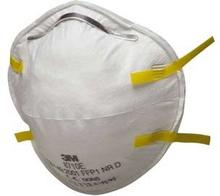 3M Dammfiltermask FFP2S