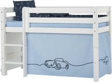 Hoppekids CARS draperi till säng - Flera storlekar - Dream Blue
