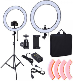 Revolt Ring Light Kit 500 LED