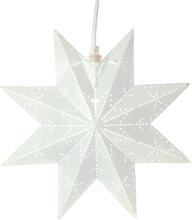 Star Trading Metallstjärna Classic-Vit
