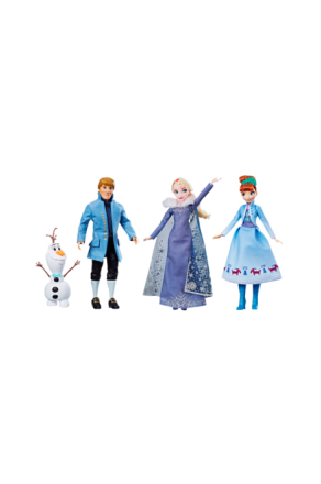 Frozen Holiday Fashion Doll - Ellos