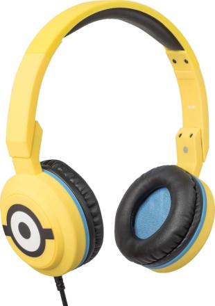 Minions - Cattivissimo Me Hovedtelefon håndlangere 17x19x21 cm - Fruugo
