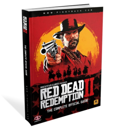Red Dead Redemption 2 Standard Edition Guide