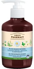 Green Pharmacy Chamomile & Allantoin Sensitive Intimate Gel 370 ml