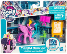 My Little Pony - Story Set - Twilight Sparkle Leksaksset